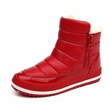 Zipper Decorated Solid Color Round Toe Casual Ankle Height Boots For Women