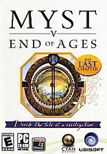 Myst V: End of Ages (PC, 2005)