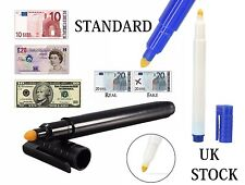 Bank Note Tester Marker Pen Counterfeit Fake Forged Money Bill Checker Detector