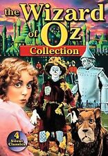 The Wizard of Oz Collection 4 Movie Pack by OIiver Hardy, Hal Roach, Violet Mac