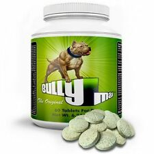 **NEW MUSCLE BUILDING FORMULA** BULLY MAX MUSCLE BUILDER