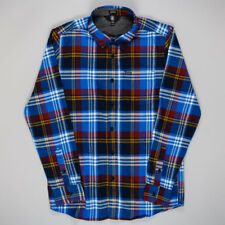 SP Volcom Caden Flannel Long Sleeve Shirt skate