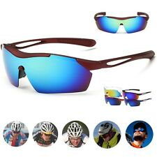 Polarized Sunglasses Cycling Bike Bicycle Goggles Glasses Outdoor Sport Eyewear