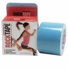 RockTape Electric Blue 5cm x 5m 1 Roll 1 2 3 6 12 Packs
