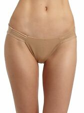 Spanx Skinny Britches Shaping Power Everyday Thong Style 993 S M L XL Nude NEW