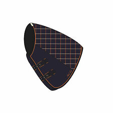 Mark Todd MEDIUMWEIGHT  PLAID TURNOUT NECK COVER Hood *New Style* 250g 600d Navy