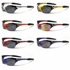 XLOOP mens designer wrap sports sunglasses XL403 fishing golf running NEW