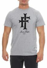 Iron Fist men's t-Shirt Short sleeve shirt Shirt LOGO - t-shirt grey