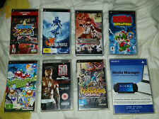 Various Sony PlayStation Portable PSP Games - Yu-Gi-Oh! Astonisha Frantix