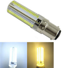 Dimmable BA15D 1178 1142 LED Bulb 7W 3014 SMD Silicone Light Lamp AC 110V 220V