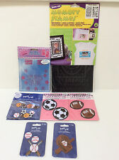 IRON ON SPORTS PATCHES, FOOTBALL, BASEBALL, SOCCER,& more new $3.99