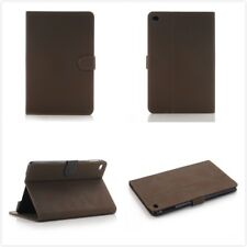 New Soft Leather Folio Wallet Smart Case Sleep Wake Stand For Apple iPad MiniAir