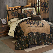 Browning 3D Comforter Set with Sheet and Curtain Option~~ FREE SHIP
