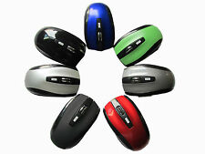 Wireless Optical Mouse 2.4GHz High Quality Mice USB 2.0 Receiver for PC Laptop H