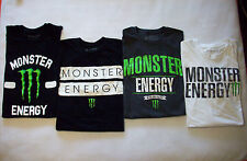 Mens Monster Energy 2XL XXL T-Shirts *New In Package*
