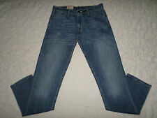 LEVI'S 508 REGULAR TAPER FIT JEANS MENS SIZE 30X32 ZIP FLY NEW WITH TAGS