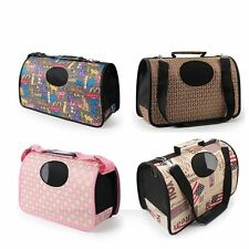 Pet Dog Cat Puppy Portable Travel Carry Carrier Tote Cage Bag Crates Kennel New