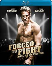 Forced to Fight (Blu-ray Disc, Gary Daniels, Peter Weller, ALL Regions, 2012)