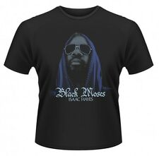ISAAC HAYES - BLACK MOSES - OFFICIAL MENS T SHIRT (BLACK)