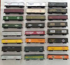 Quality HO Scale RTR Milk Cars & Express Reefers Variation Listing