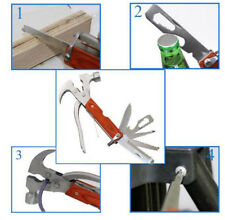 New Multi-function Stainless Steel Auto Emergency Kit Tool With Safety Hammer