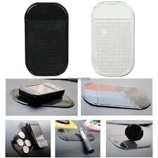 4 PCs Black Magic Sticky Pad Anti Slip Mat Car Dashboard for Cell Phone E365
