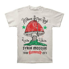 Allman Brothers Men's  Syria Mosque T-shirt Natural