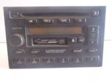 1997 Mazda Millenia Radio AM FM Stereo Cassette CD Player Bose Option OEM 192880