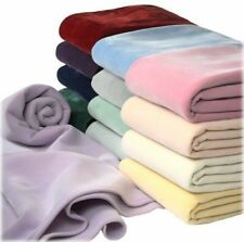 Super Soft Finish Martex Vellux Blankets In All Sizes Colors