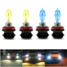 2× HOD Xenon 55W/100W H8/H9/H11 Bulb Lamp Headlight Car 6000K Super Bright Light