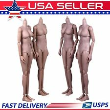 Plastic Female Body Toy Female Mannequin Excellent Mobility Female Soldier HOT