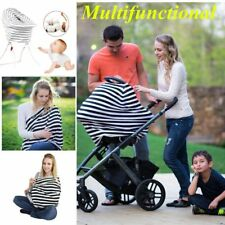 Multi Use Stretchy Newborn Infant Nursing Cover Baby Car Seat Canopy Cart CovUP