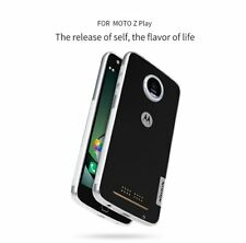 Nillkin Nature Clear TPU Silicone Soft Case Cover for Motorola Moto Z Play
