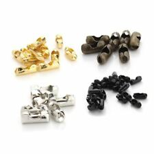200pcs Copper Metal Chain Connector Charms for Jewelry Making