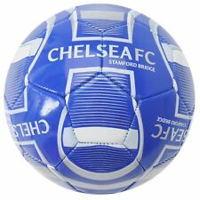 Chelsea FC Velocity Football Blue/White EPL Replica Soccer Ball