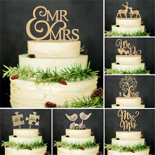 Wedding LOVE Cake Topper Mr and Mrs Cake Topper Party Decor Topper Personalized