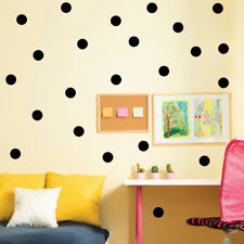 Polka Round Dot Wall Stickers Decal Kids Home Decor Children Dot Home Decor