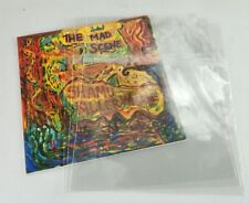 """Outer vinyl record plastic sleeves cover 7"""" 12 polypropyle 25 50 100 pieces"""