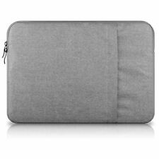 2017 New Portable Soft Sleeve Laptop Bags Zipper Notebook Laptop Case Pouch Cove