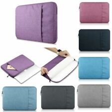 New Soft Notebook Carry Bag Laptop Liner Sleeve Computer Cover Case Pouch Protec