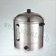 New Commercial 48L commercial temperature conroller food steamer snack steamer