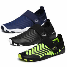 Mens Water Sports Aqua Shoes Quick-Dry Slip-on Swim water Beach Outdoor shoes