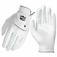 Wilson Staff 2018 FG Tour Golf Glove Mens Left Hand For Right Handed Golfers