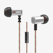 New KZ ED9 3.5mm in-ear Stereo HiFi Bass Headphone Earphone Earbuds With Mic