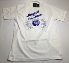 The Hundreds Doomsday T-Shirt T17F301018 White Tee 2017 Brand New WithTags