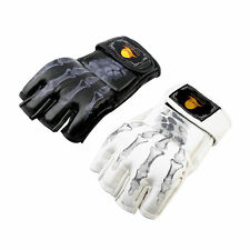 MMA UFC Sparring Grappling Fight Boxing Punch Ultimate Mitts Leather Gloves RX