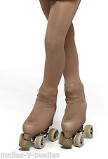 OVER THE BOOT ICE SKATE ROLLER SKATING TIGHTS CHILDS N ADULTS