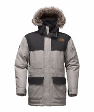 Brand New Men's North Face McMurdo III 550 Down Parka Jacket  New $330
