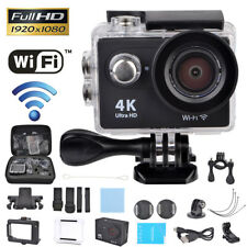 EKEN Action Camera 4K Wifi Ultra HD 170D Waterproof Mini Cam DV Car Recorder IC