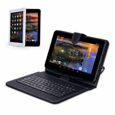 XGODY 9'' inch Google Android 5.1 Tablet PC Quad Core 8GB Dual Cam Bundled Case